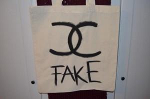 fake chanel